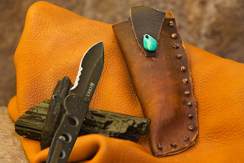 Pocket Knife Sheath