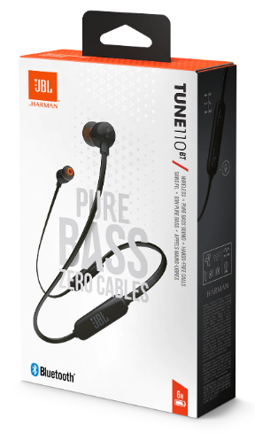 JBL T110BT Wireless Bluetooth headphone