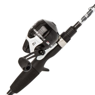 Abu Garcia  Fishing Rod Combo Ike Dude Spincast Reel