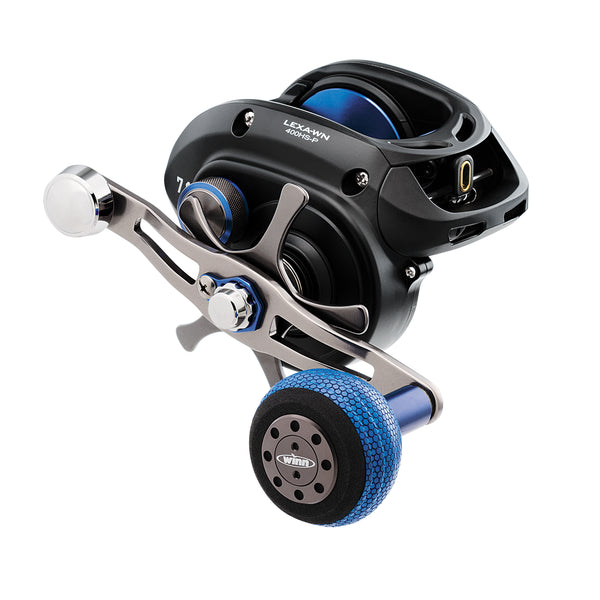 Daiwa Lexa 400WN Baits Fishing Reel