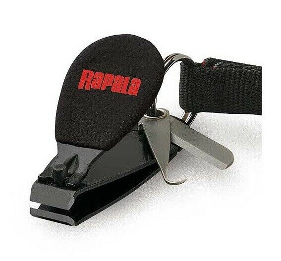 Rapala RFC-1 Fishing Clipper Lure Tuning Line Pick Lanyard Tool