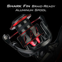 KastKing Sharky III Spinning Reel Saltwater Fishing Reels Up to 39.5LB Max Drag