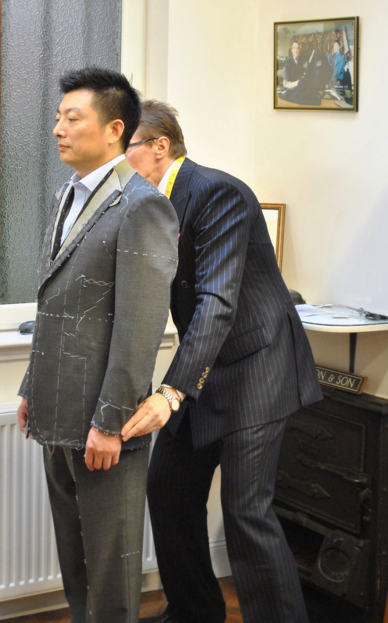 Suit Fitting - Livingston - Castle Douglas