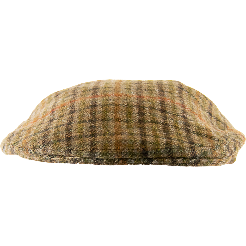 Olney Hereford Tweed Cap - Brown Sporting - Livingston - Castle Douglas