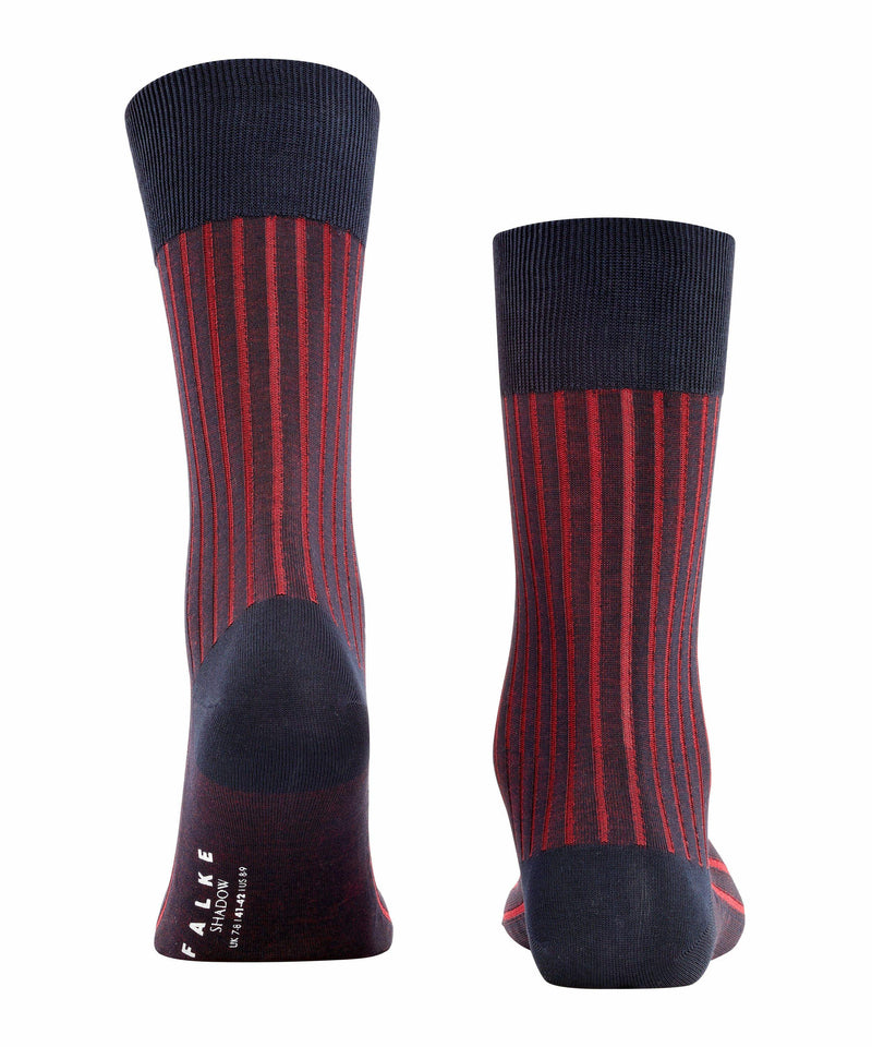 Falke Shadow Cotton Sock - Dark Navy - Livingston - Castle Douglas