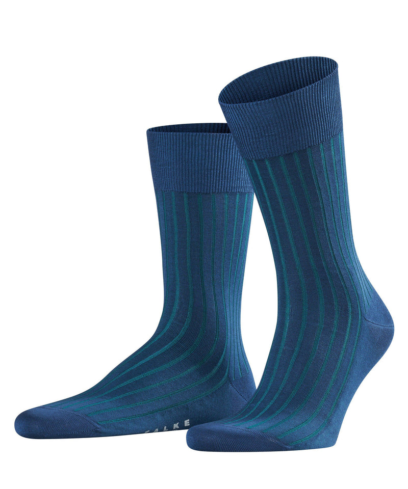 Falke Shadow Cotton Sock - Night Sky - Livingston - Castle Douglas