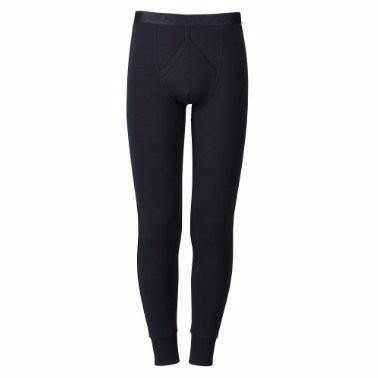 Jockey Modern Thermals Long John -  Black - Livingston - Castle Douglas