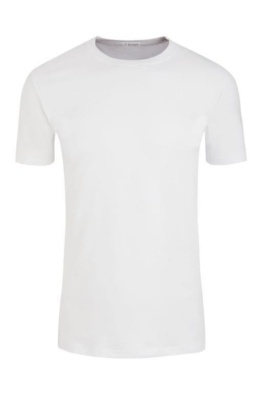 Jockey Modern Thermals Short Sleeve -  White - Livingston - Castle Douglas