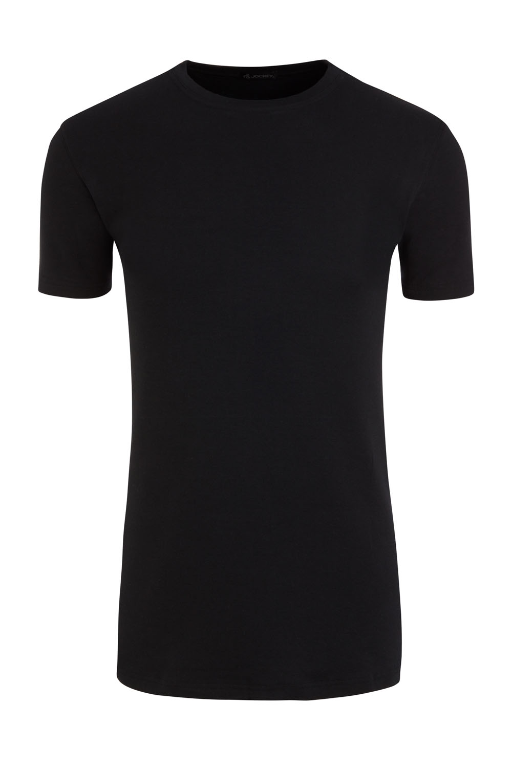 Jockey Modern Thermals Short Sleeve -  Black - Livingston - Castle Douglas