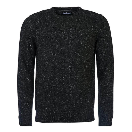 Barbour Tisbury Crew Neck Pullover - Black