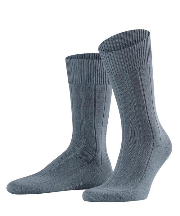 Falke Lhasa Cashmere Blend Sock - Steel Grey