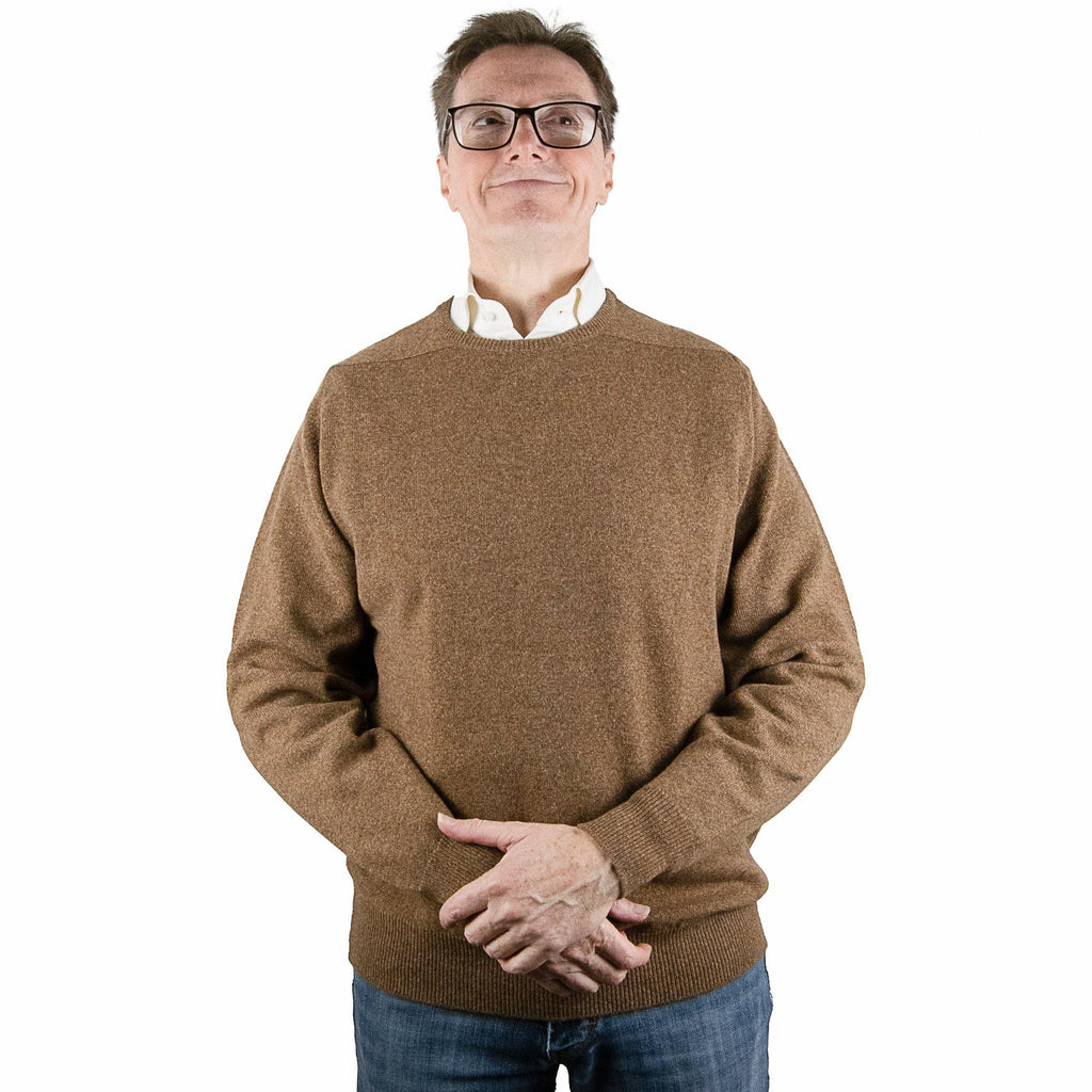 Lambswool Pullover - Tabby