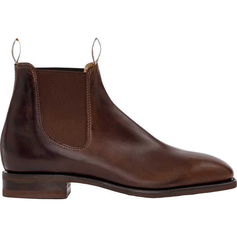 Comfort Craftsman Boot - Chocolate