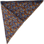 Random Squares Silk Pocket Square