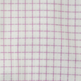 Eterna Grid Check Shirt - Pink