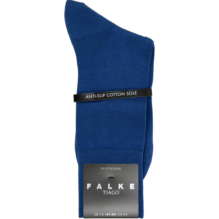 Falke Tiago Cotton Socks - Saphire