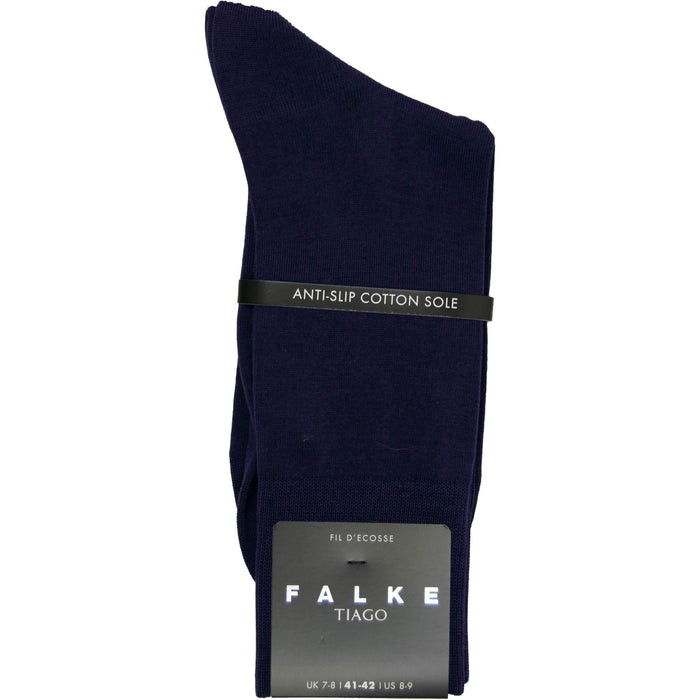Falke Tiago Cotton Socks - Violet - Livingston - Castle Douglas