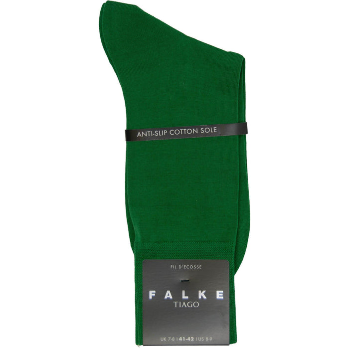 Falke Tiago Cotton Socks - Emerald Green - Livingston - Castle Douglas