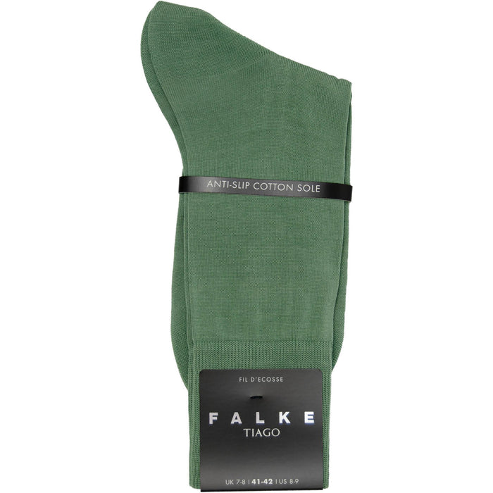 Falke Tiago Cotton Socks - Sage - Livingston - Castle Douglas