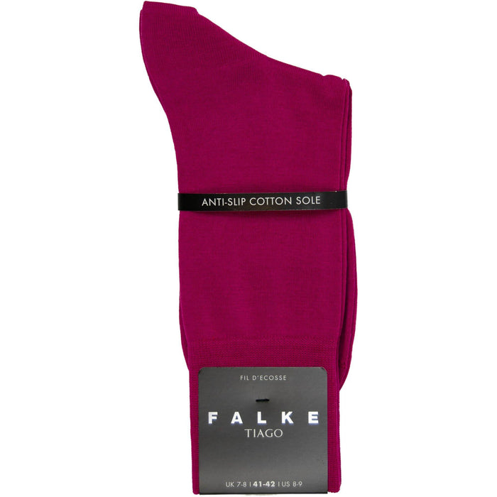 Falke Tiago Cotton Socks - Fuchsia