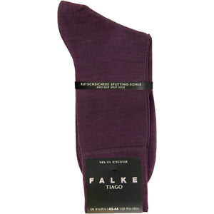 Falke Tiago Cotton Socks - Heather