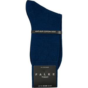 Falke Tiago Cotton Socks - Royal