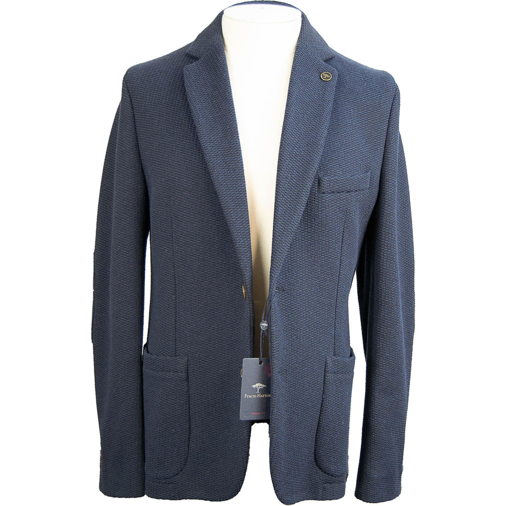 Fynch Hatton Blazer - Navy - Livingston - Castle Douglas