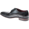 Foley Rubber Sole Shoe - Black