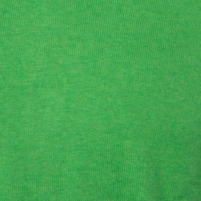 J T Ascott Lightweight Cotton  V Pullover - Emerald Green