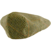 Tweed Cap - Traditional Sage - Livingston - Castle Douglas