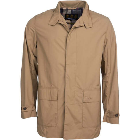 Barbour Showerproof Ark Casual Jacket - Beige - Livingston - Castle Douglas