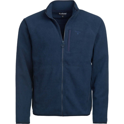Barbour Fleece - Navy - Livingston - Castle Douglas