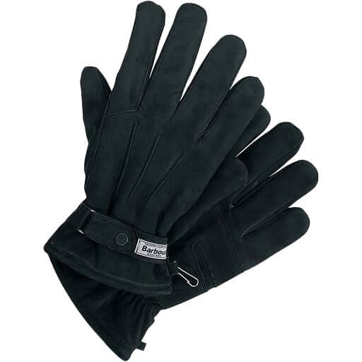 Barbour Nubuck Thinsulate Gloves
