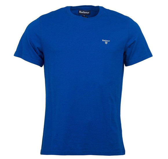 Barbour Sports T-Shirt - Fresh Blue