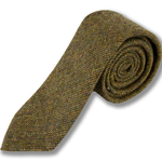 Van Buck Rustic Wool Tie - Livingston - Castle Douglas
