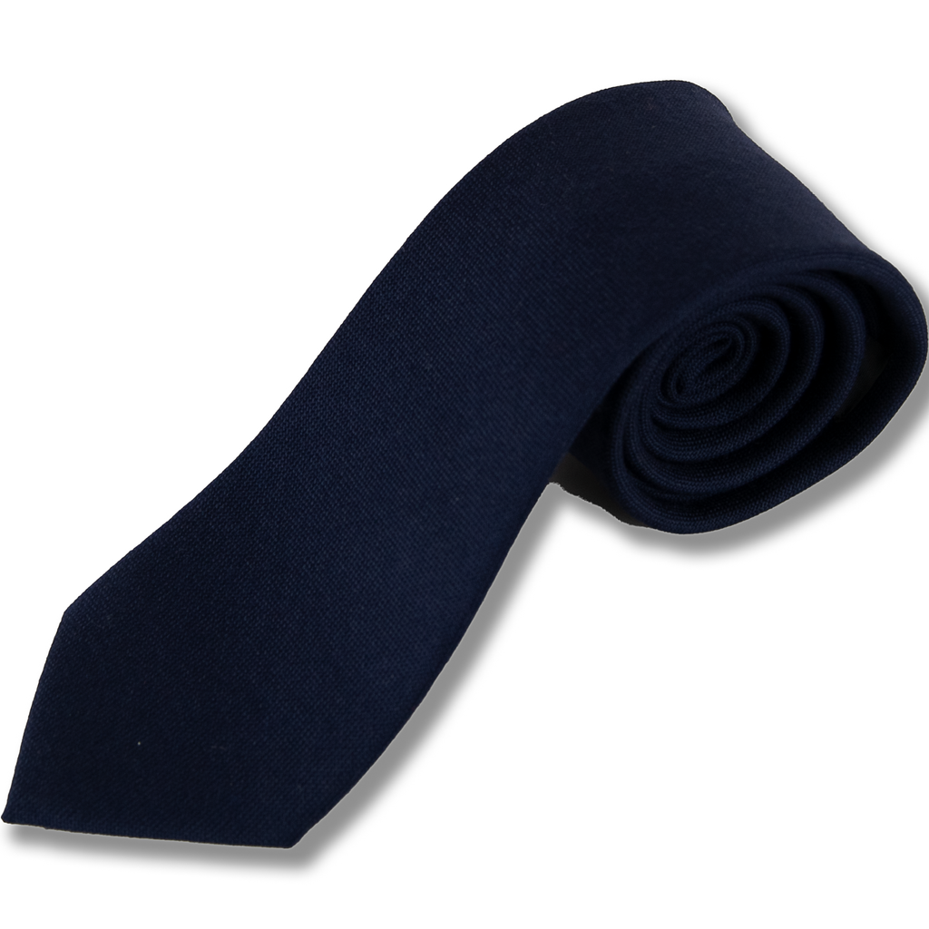 Van Buck Wool Tie - Livingston - Castle Douglas