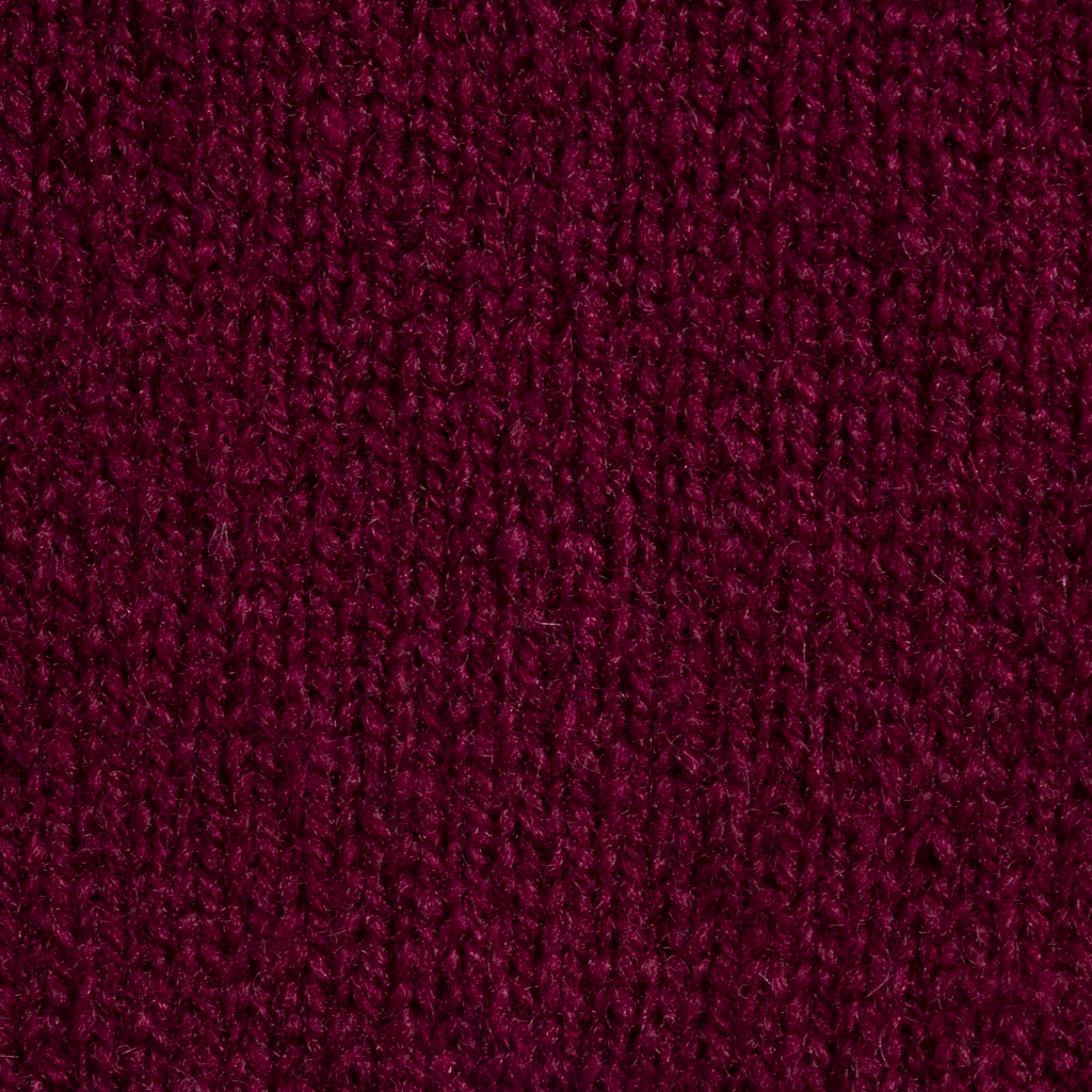 Lambswool Pullover - Bordeaux