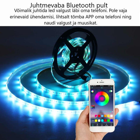 LED-tuled APP