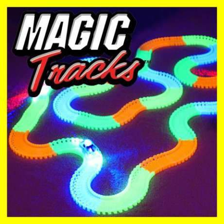 Magic tracks 220 osa