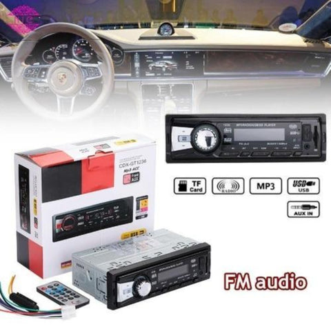 Automakk MP3/USB/RADIO/SD