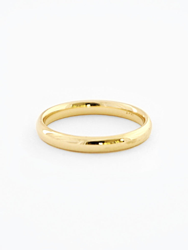 Gold Unisex Bands