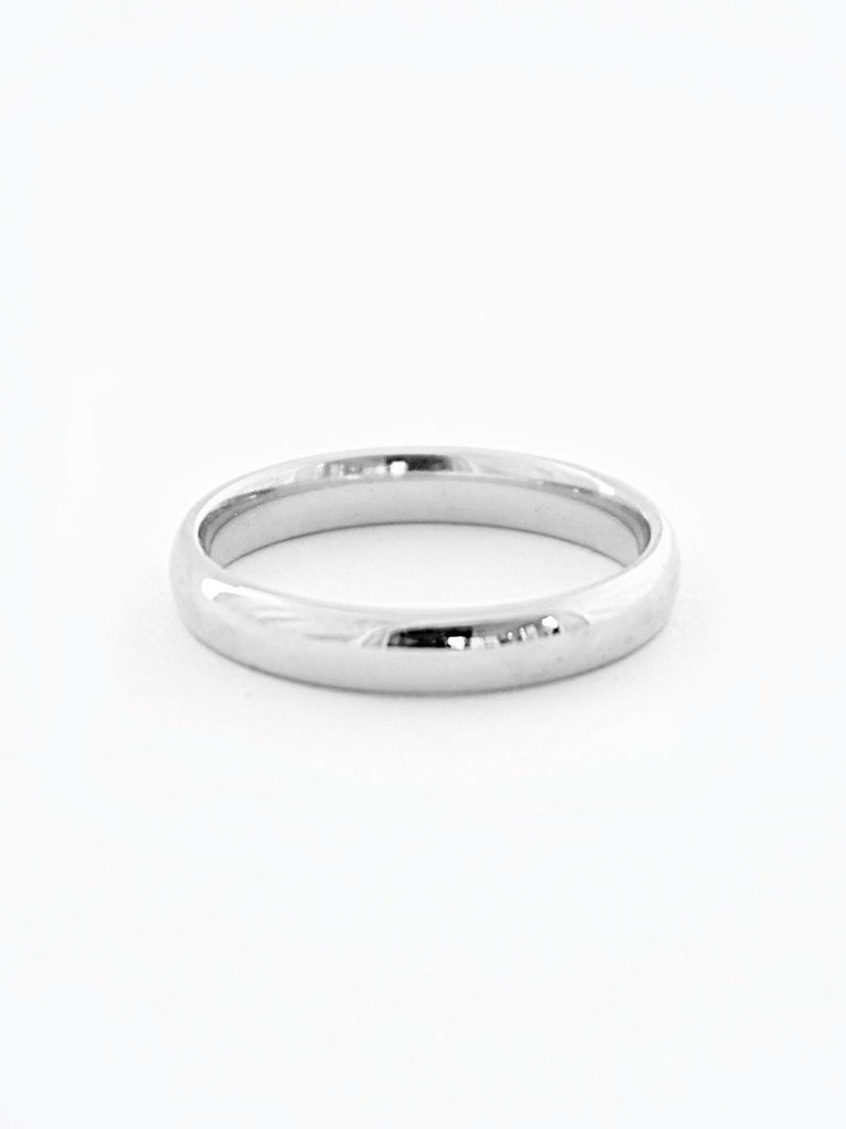 Silver Unisex Bands