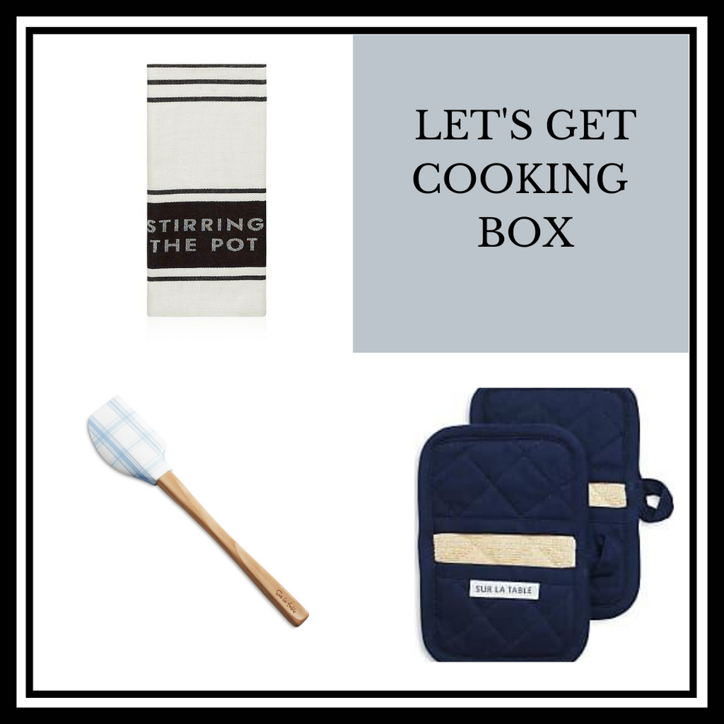 Let's Get Cooking Box