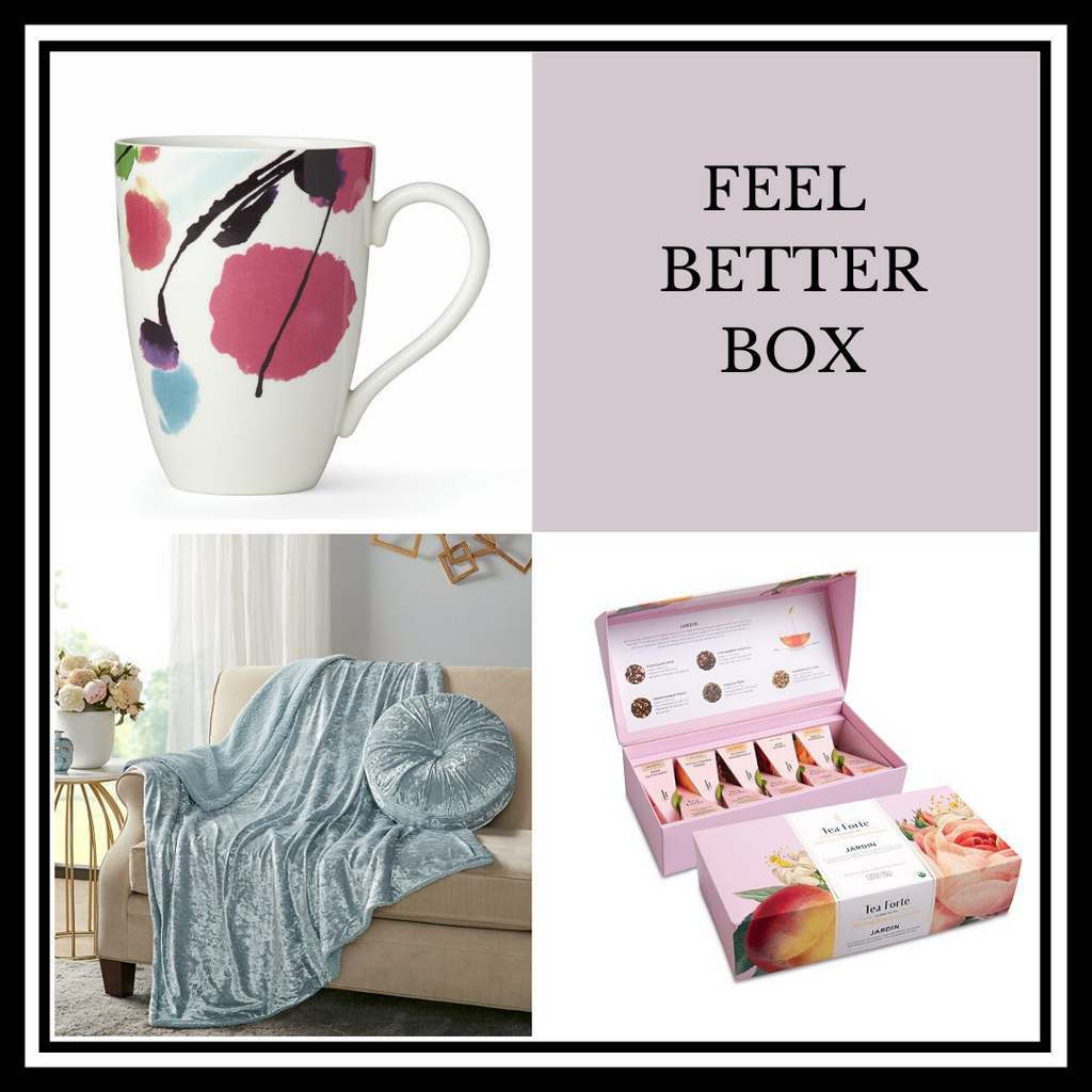 Feel Better Box || Chapel & Fox Gift Boxes