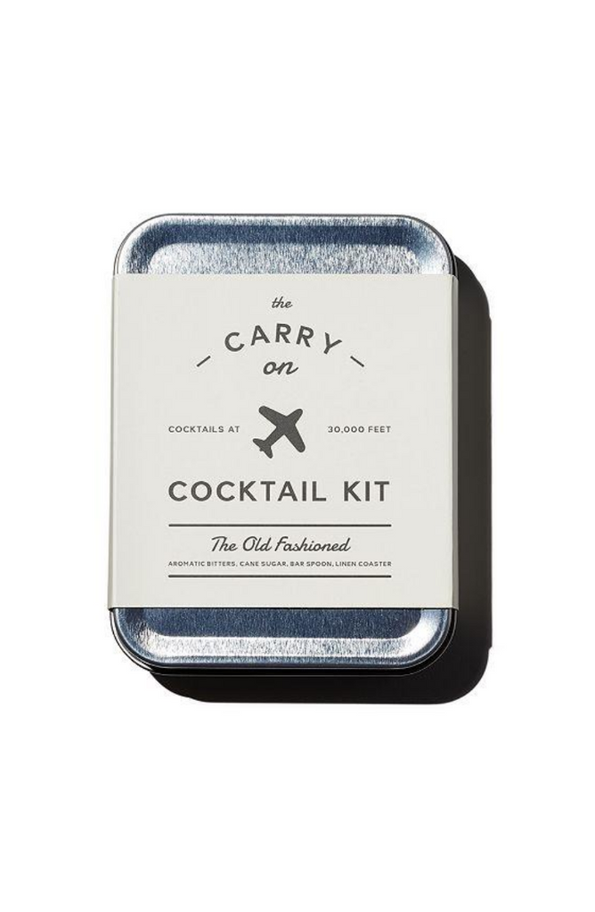 Carry On Cocktail Kit || Chapel & Fox Custom Gift Boxes