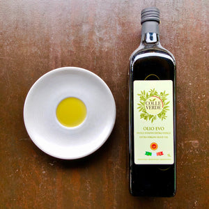 Extra Virgin Olive Oil D.O.P.