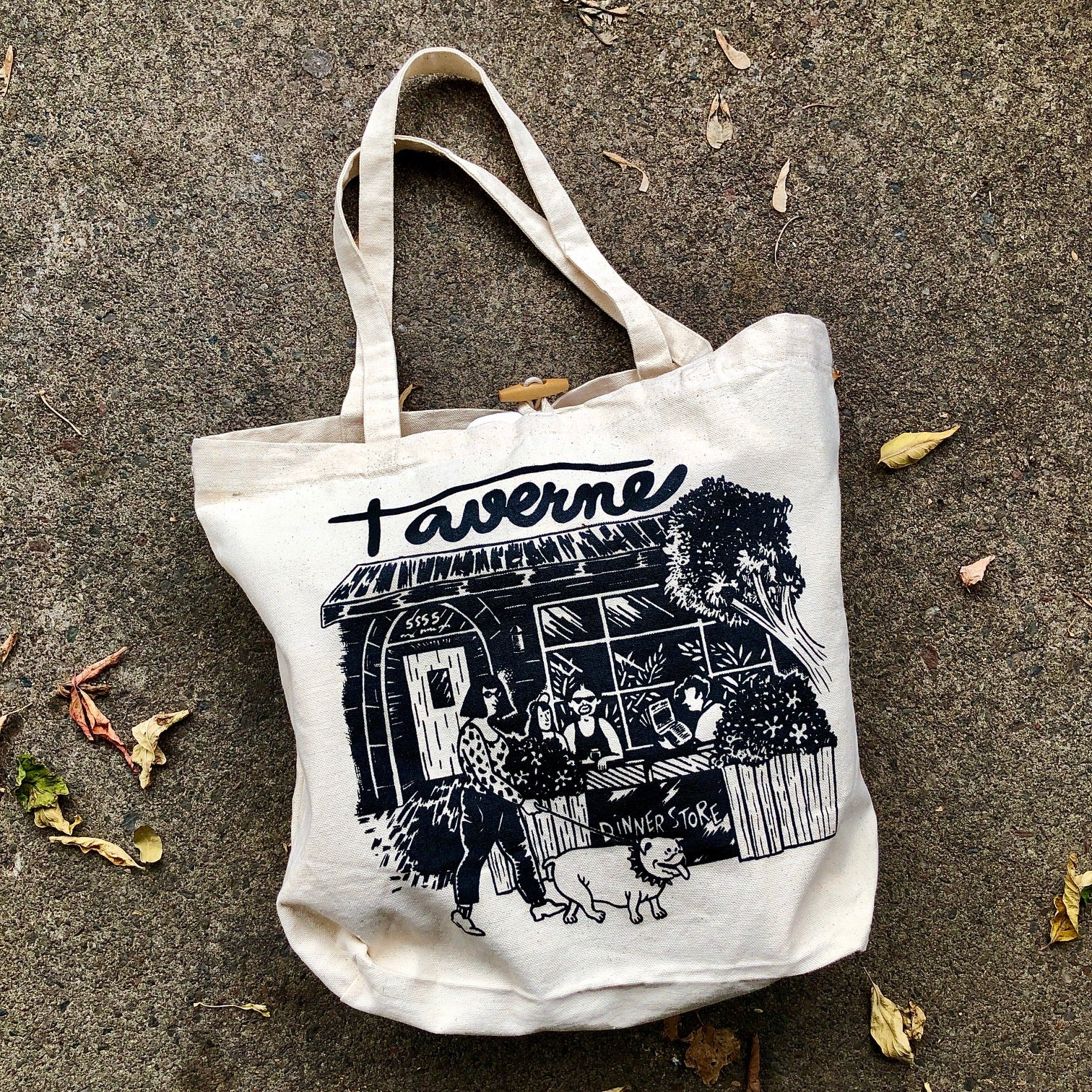 Tavern X DinnerStore Tote