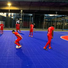Load image into Gallery viewer, Sprung Futsal Pro Interlocking Modular Tiles - Sprung Sports Flooring