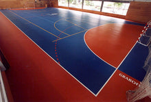 Load image into Gallery viewer, Sprung ® Sports Vinyl 10mm - Sports Flooring