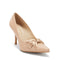 Zapatilla Zapatilla stiletto color beige